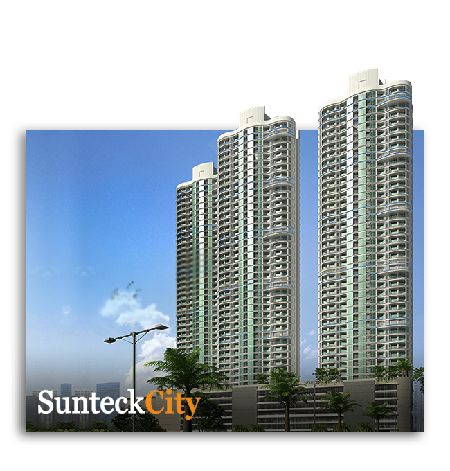 Sunteck City ODC Goregaon West