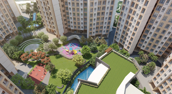 1/2 BHK Flats in Naigaon East | Properties In Naigaon East - Sunteck